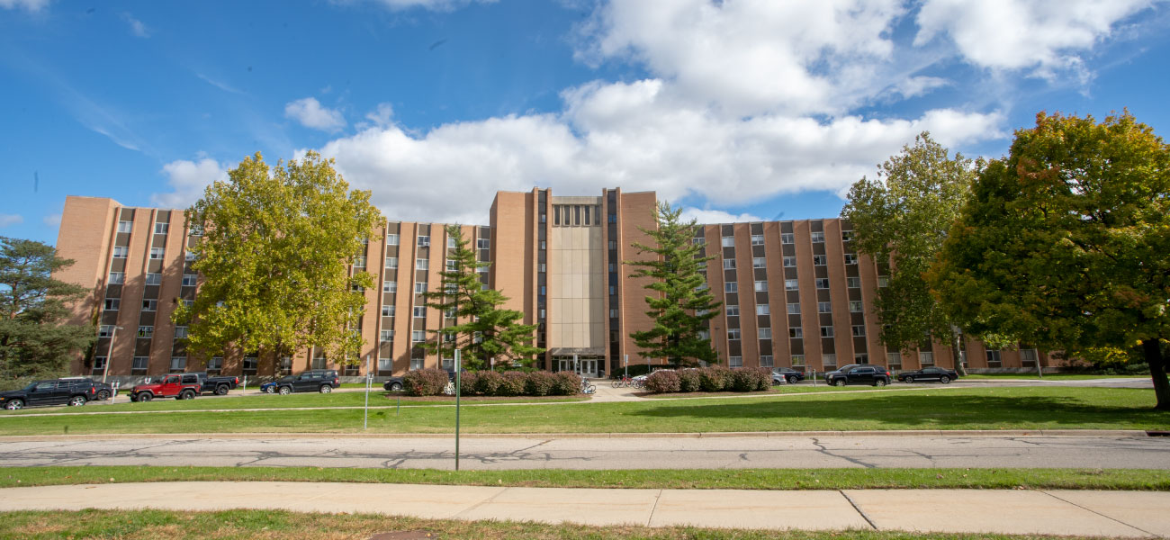 Holden Hall Live On Michigan State University