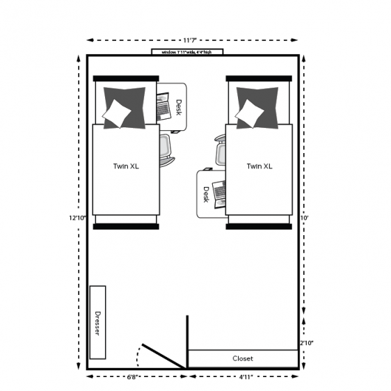 Shaw Floor Plan